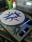DJ Bobby B (Kottonmouth Kings) Technics 1200