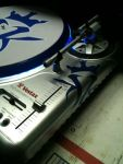 DJ Bobby B (Kottonmouth Kings) Vestax PDX-2000