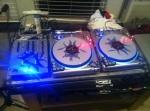 DJ Bobby B (Kottonmouth Kings) custom gear