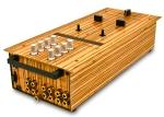 Zebra Wood PMC-06PRO