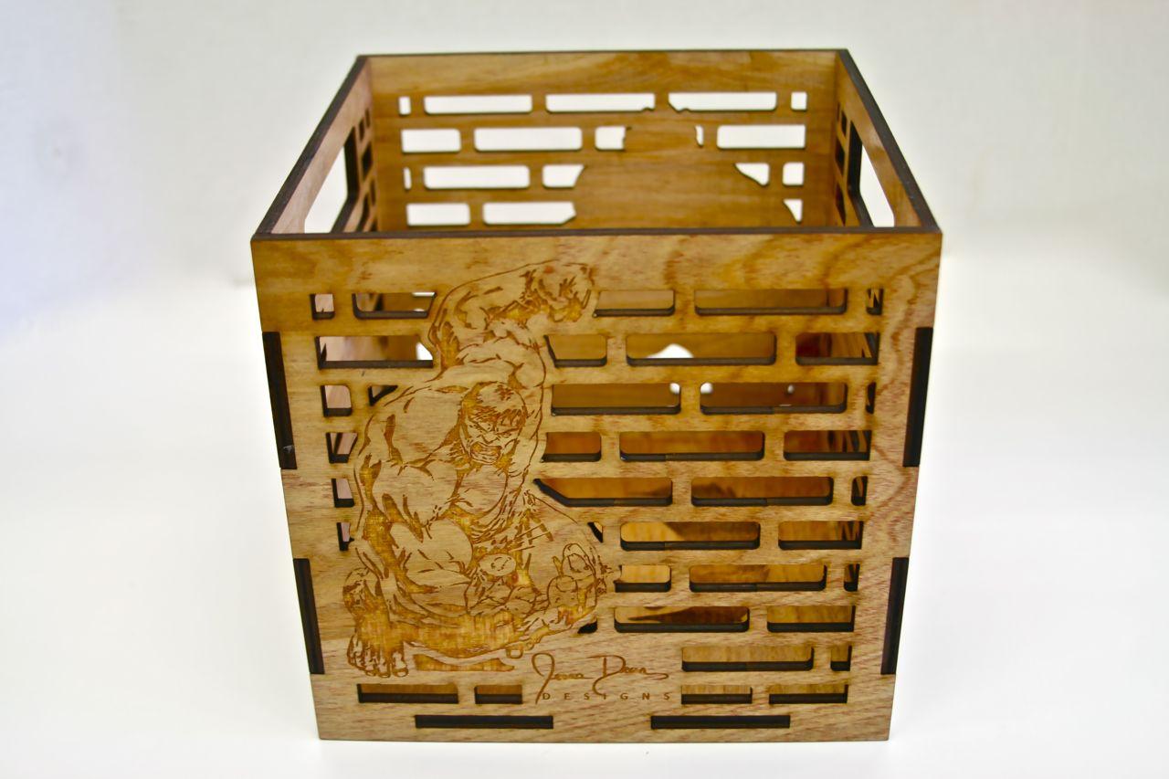 45 Wood Crate Jesse Dean Designs11 Jesse Dean Designs